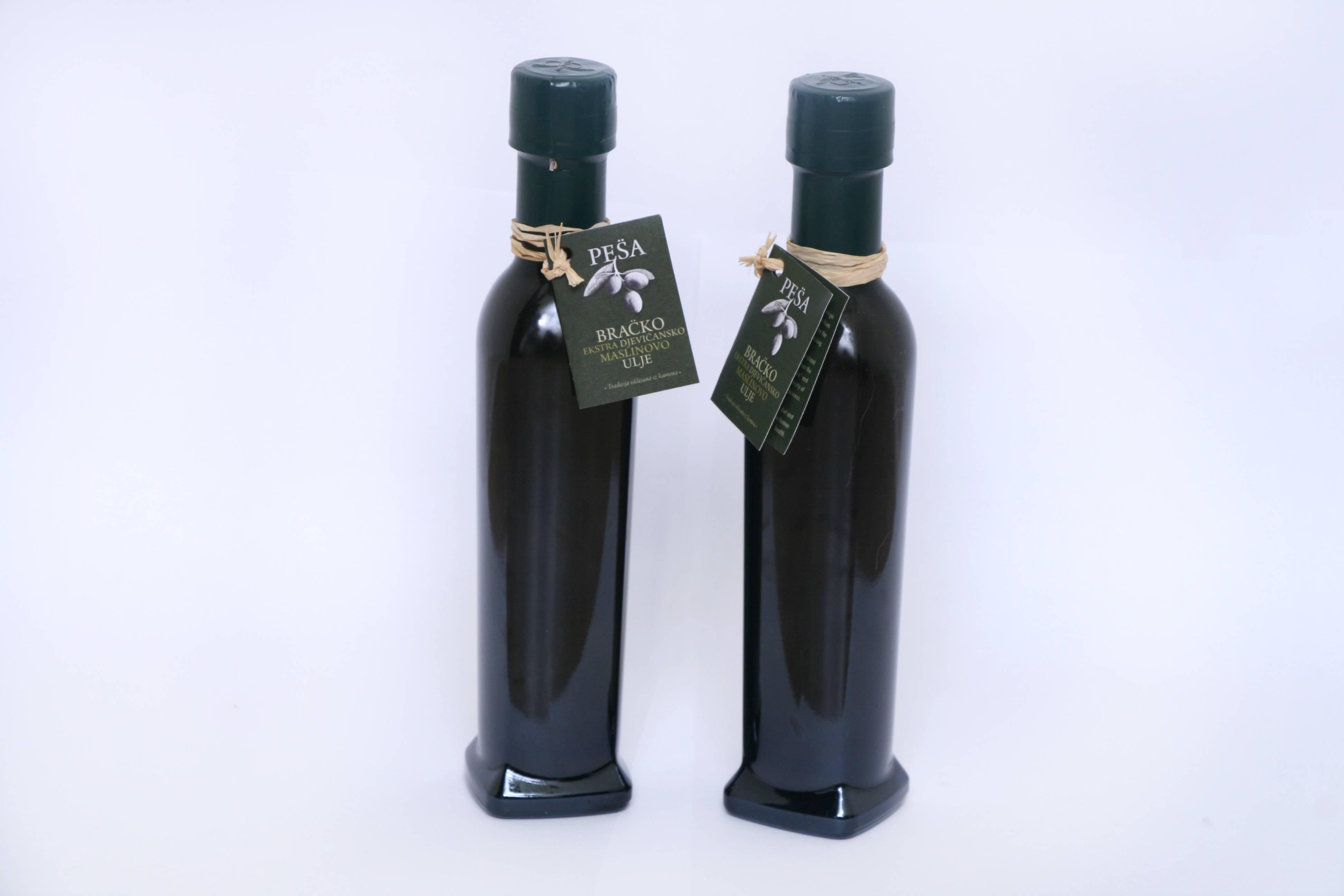 Bračko ekstra djevičansko maslinovo ulje 0.25 l